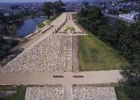 八尾市ウォーキング 2(古墳巡りコース)